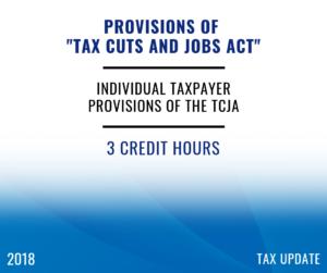 2018 Tax Update